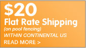 $20 Flat Rate Shipping
