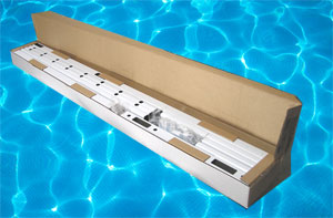 Pool Fence Packaging